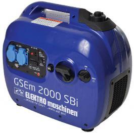 Inverterski agregat za struju GSEm 2000 SBI ElektroMaschinen