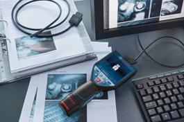 Akumulatorska inspekciona kamera GIC 120 C Bosch