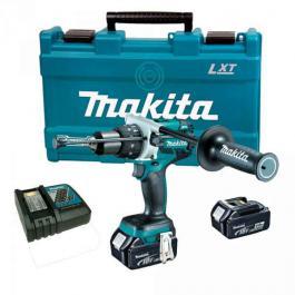 Akumulatorska udarna bušilica bez četkica DHP481RFE Makita