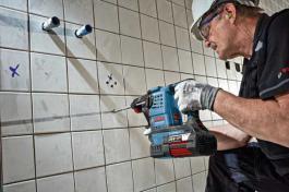 Akumulatorski elektro-pneumatski čekić za bušenje GBH 36 V-LI Plus Professional Bosch