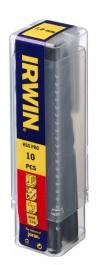 Burgija za metal PRO HSS DIN-338 10,20mm (5kom) Irwin