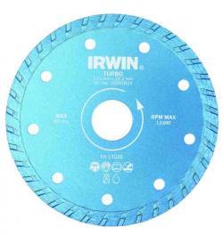 Dijamantska ploča za sečenje cigli, keramike TURBO 150mm/22.22 IRWIN