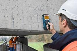 D-Tect Detektor metala, plastike, drveta i strujnih vodova + GBH 2400 BOSCH AKCIJA